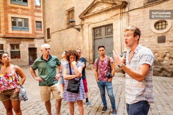 Tour Gratis Barcelona