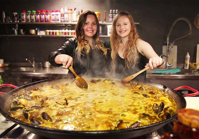 Paella Cooking School Barcelona