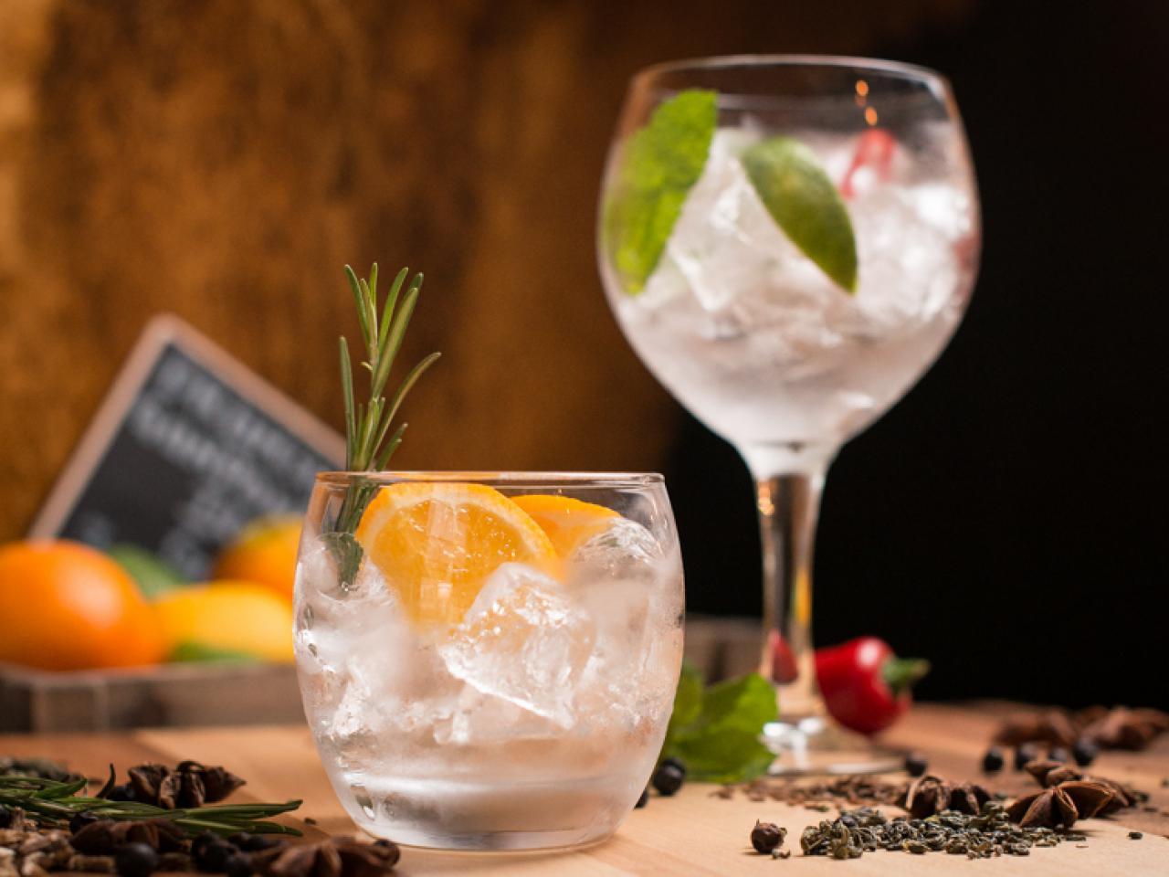 Gin Tasting Tours Uk