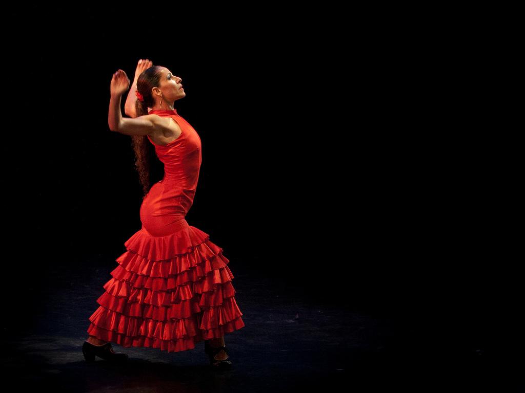 corporate tapas flamenco
